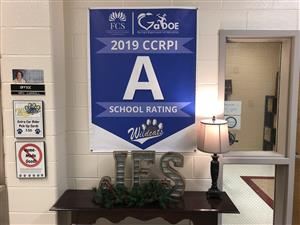 photo of A school rating