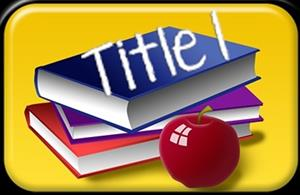 Title 1 Book and Apple