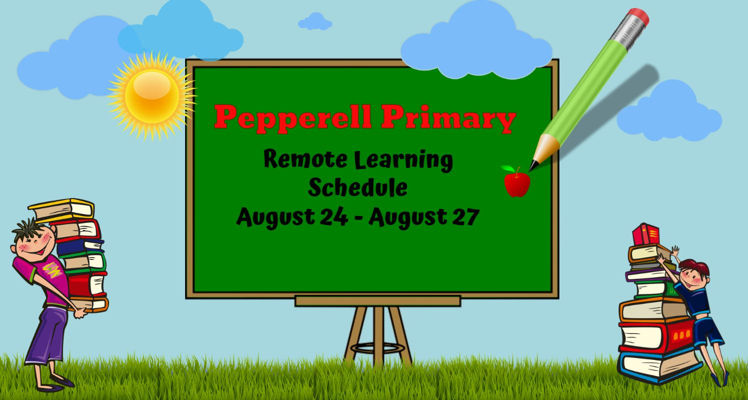 Remote Learning Schedule
